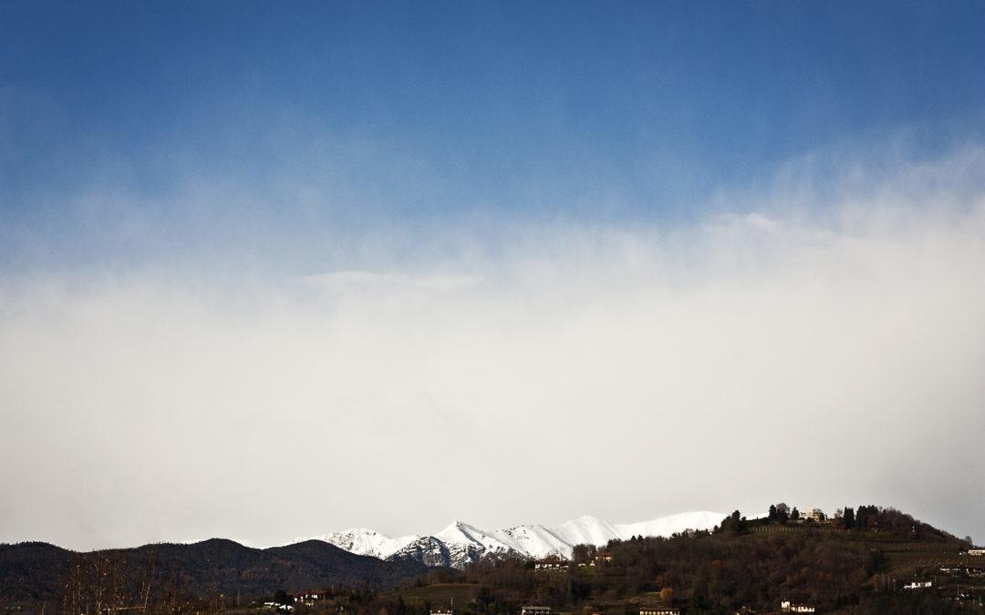 Previsioni settimana 24-27 febbraio: tra Foehn, sfuriata fredda in quota e neve oltralpe