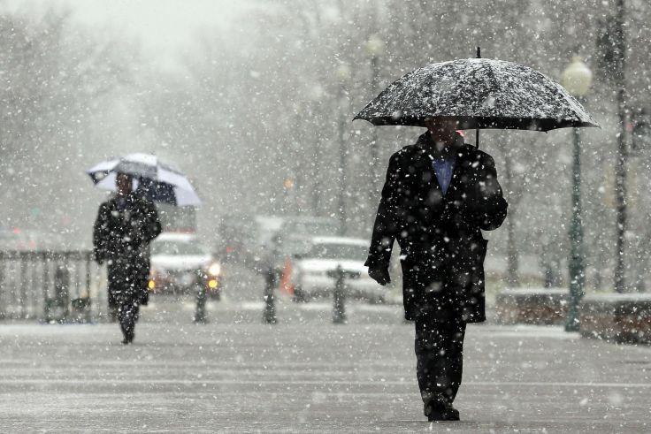 Previsioni Weekend 20-22 Marzo: dall'equinozio di primavera…all'inverno!