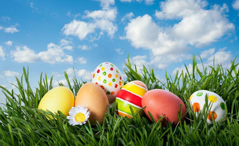 Previsioni Weekend 10-12 Aprile: Pasqua calda e soleggiata!