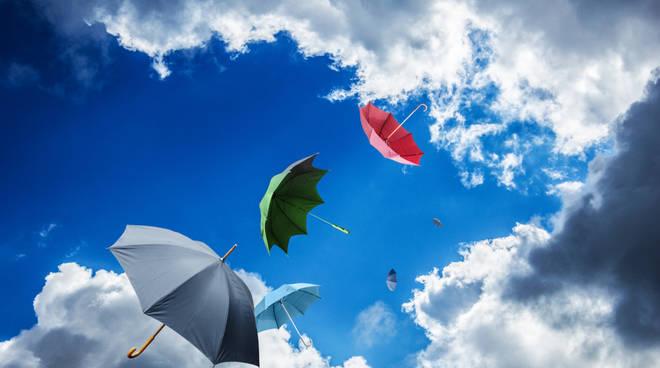 Previsioni Weekend 5-7 Giugno: sole, vento ed ancora instabilità